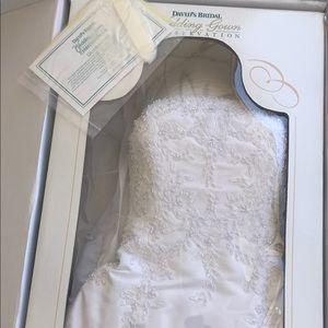 Dresses & Skirts - Fully restored beautiful wedding dress